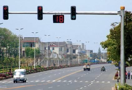 交通信号灯JC01