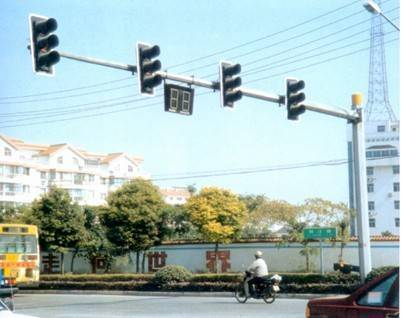 交通信号灯JC04